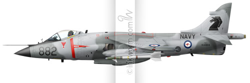 What if Sea Harrier Australian